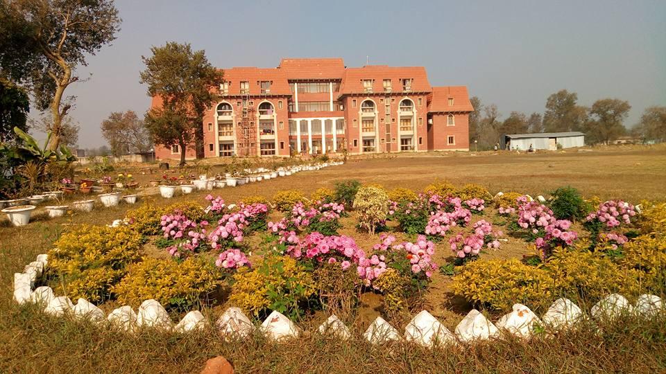 Bodhgaya Ashram Campus